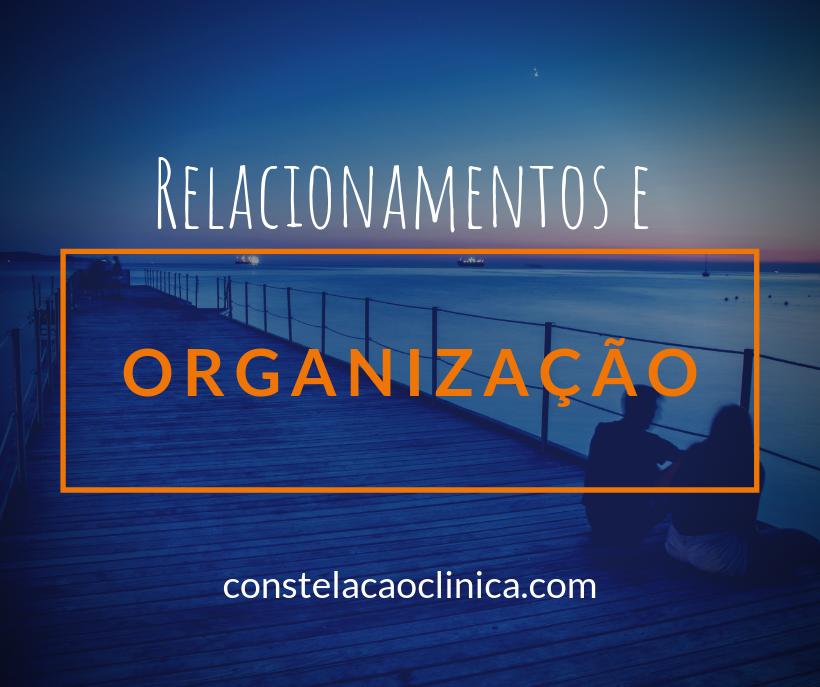 relacionamento organização